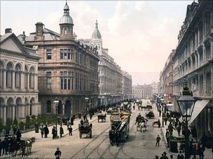 Nineteenth Century Royal Avenue